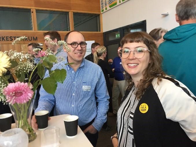 Duncan Levinsohn & Kristin Lindqvist