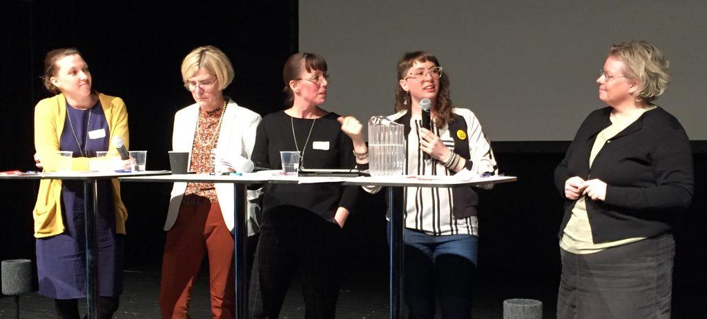 Panelsamtal Social Innovation i Norr