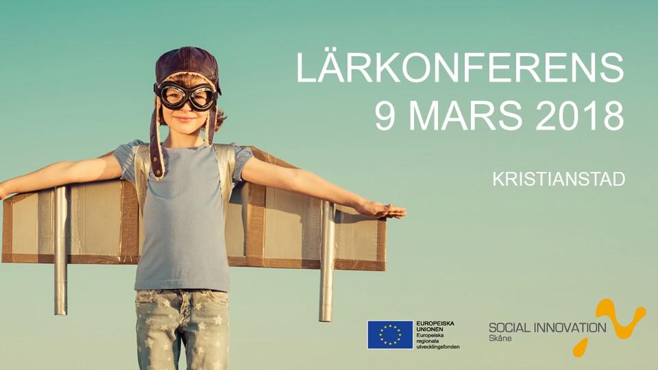 Lärkonferens 9 mars 2018