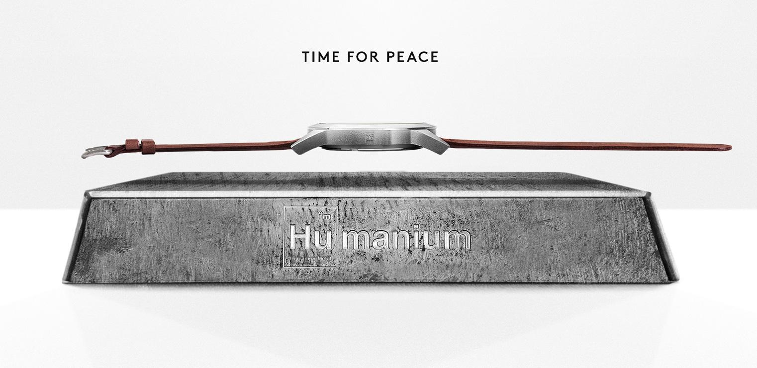 Humanium Metal klocka